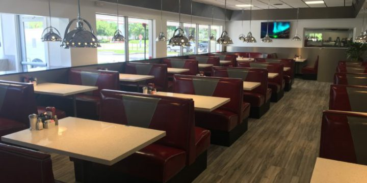 Lester's Diner in Margate FL