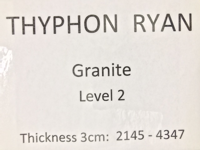 granite-thyphon-ryan-specs
