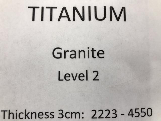 granite-titanium-specs