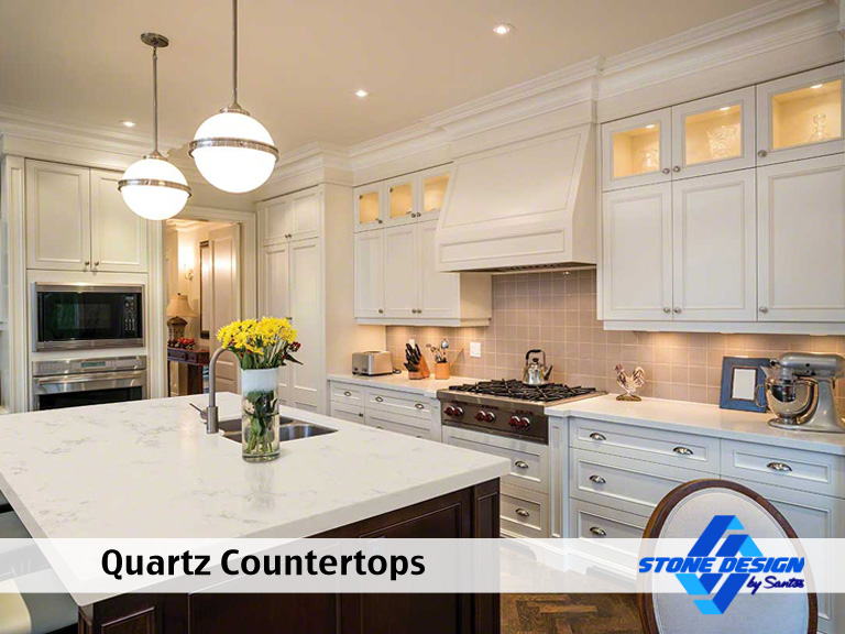 quartz countertops pompano beach fl