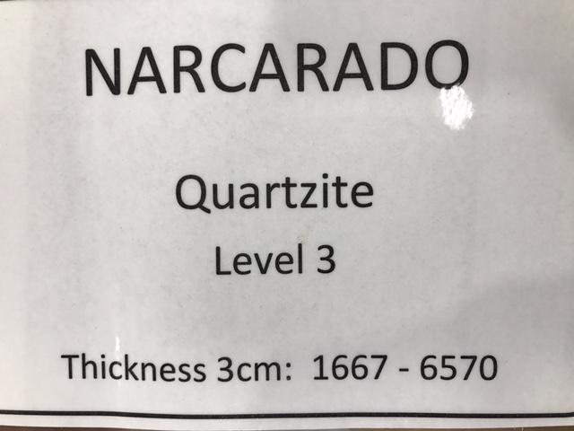 quartzite-narcarado-specs