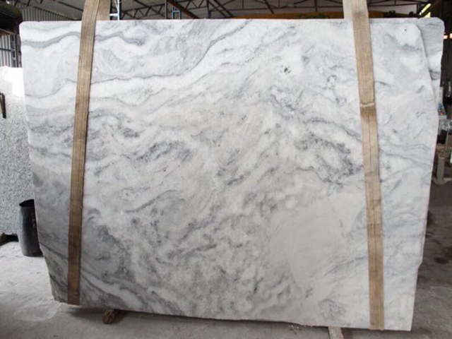 quartzite mount blanc