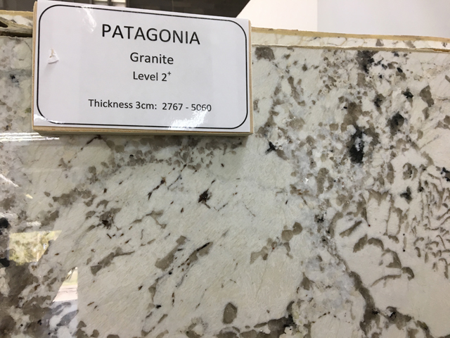 Granite Patagonia Stone Design By Santos