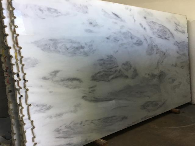 Quartzite Shadow White Stone Design By Santos
