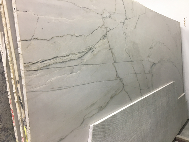 Quartzite White Macauba Stone Design By Santos