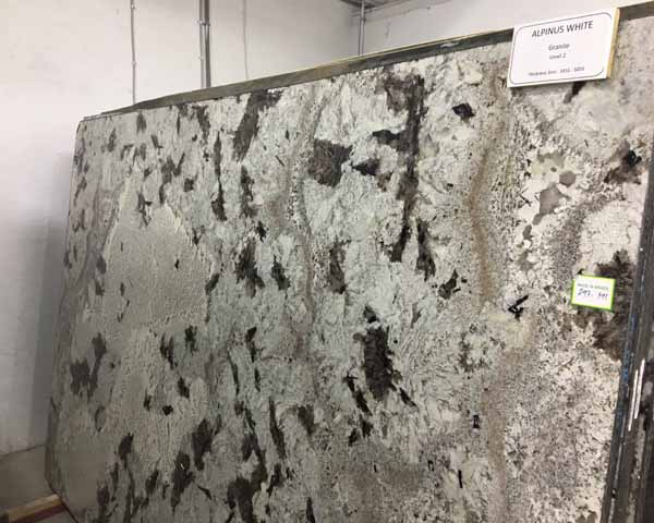 Alpinus-White-Granite