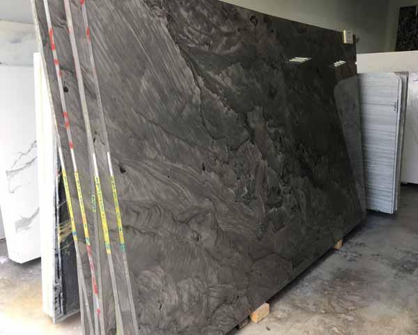 Vibranium Quartzite Stone Design By Santos